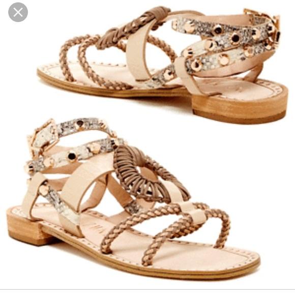 6a188a6e0efe7 Ivy Kirzhner Shoes - Ivy krizhner Artemis gladiator sandals